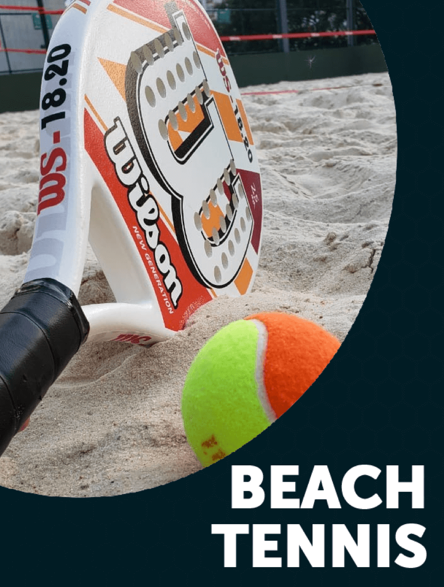 Section beach tennis